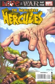 Incredible Hercules #124 (2008) Marvel comic book